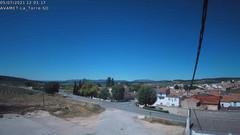 view from Utiel La Torre AVAMET on 2021-07-05