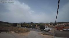 view from Utiel La Torre AVAMET on 2021-07-11