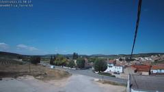 view from Utiel La Torre AVAMET on 2021-07-15