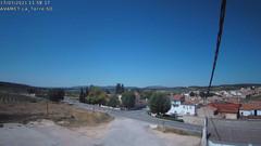 view from Utiel La Torre AVAMET on 2021-07-17