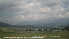 view from Pian Cansiglio - Casera Le Rotte on 2021-06-16
