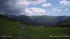view from Pian Cansiglio - Malga Valmenera on 2021-06-08