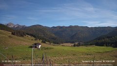 view from Pian Cansiglio - Malga Valmenera on 2021-10-15