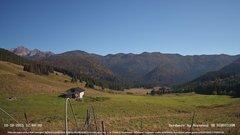 view from Pian Cansiglio - Malga Valmenera on 2021-10-18