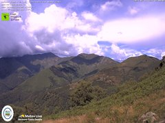 view from Lago Maggiore Zipline on 2021-07-14