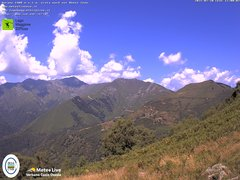 view from Lago Maggiore Zipline on 2021-07-20