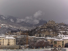 view from Sion - Industrie 17 on 2021-01-25