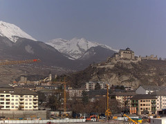 view from Sion - Industrie 17 on 2021-02-24
