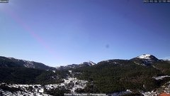 view from Xodos - Ajuntament (Vista Oest) on 2021-01-16