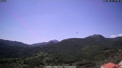 view from Xodos - Ajuntament (Vista Oest) on 2021-06-12