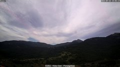 view from Xodos - Ajuntament (Vista Oest) on 2021-07-12