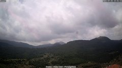 view from Xodos - Ajuntament (Vista Oest) on 2021-07-25