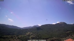 view from Xodos - Ajuntament (Vista Oest) on 2021-07-27