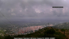 view from Enguera ADENE on 2021-06-03