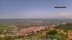view from Enguera ADENE on 2021-06-11
