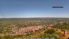 view from Enguera ADENE on 2021-07-13