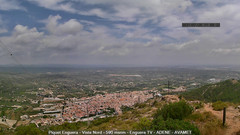 view from Enguera ADENE on 2021-07-25