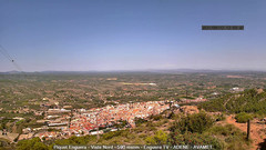 view from Enguera ADENE on 2021-09-12