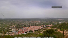 view from Enguera ADENE on 2021-09-14