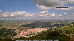view from Enguera ADENE on 2021-09-19