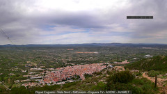 view from Enguera ADENE on 2021-10-04