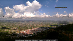 view from Enguera ADENE on 2021-10-09