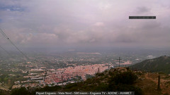 view from Enguera ADENE on 2021-10-17