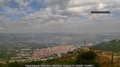 view from Enguera ADENE on 2021-10-18