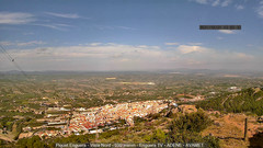 view from Enguera ADENE on 2021-10-21